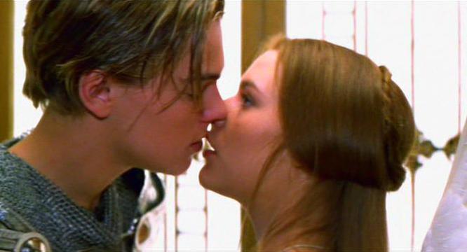 leonardo dicaprio romeo and juliet poster. Romeo + Juliet (1996) Free