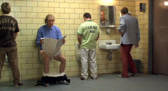 Randy Quaid Kingpin Urinal