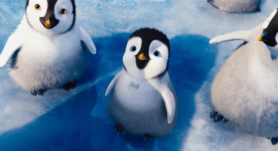 Happy Feet Penguin Names Happy